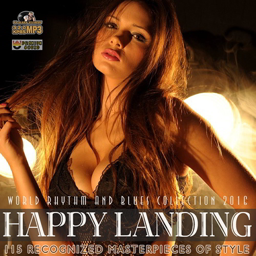 Happy Landing: World RnB (2016)
