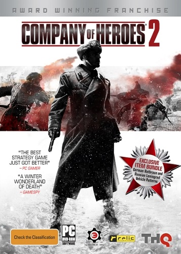 Company of Heroes 2: Master Collection (2014/RUS/ENG)