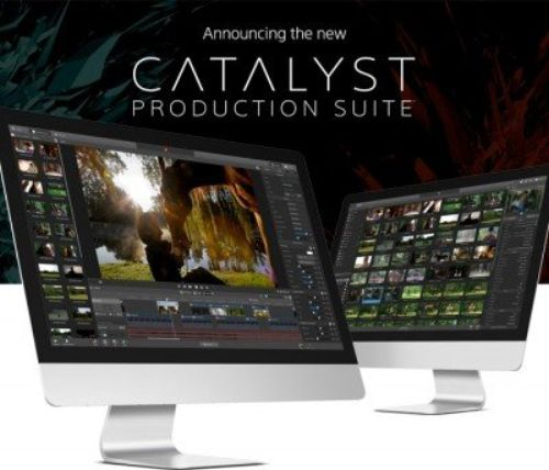 �������� ������� - ������� ������ � Sony Catalyst Production Suite (2016)