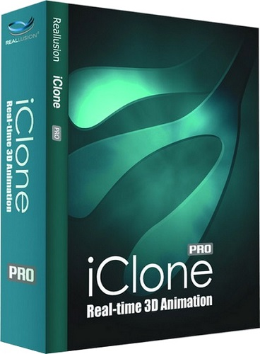 Reallusion iClone Pro 6.42.2725.1 (x64) + Resource Pack