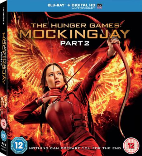 �������� ����: �����-������������. ����� II / The Hunger Games: Mockingjay - Part 2 (2015) HDRip