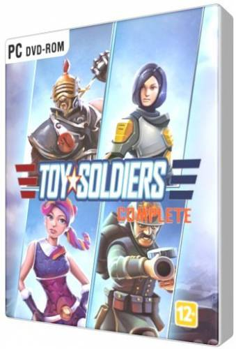 Toy Soldiers: Complete (2016/PC/ENG) Portable