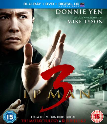 Ип Ман 3D / Yip Man 3 (2015) BDRip/720p/HDRip