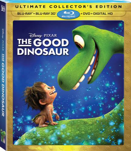 Хороший динозавр / The Good Dinosaur (2015) BDRip/720p/HDRip/PROPER