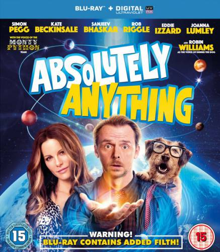 �� ���� / Absolutely Anything (2015) HDRip