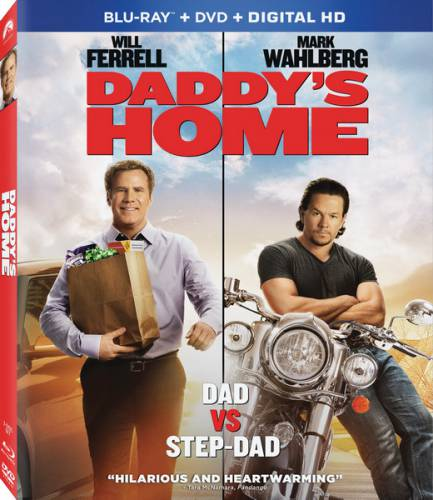 ����������, ����, ����� ��� / Daddy's Home (2015) BDRip/720p/HDRip