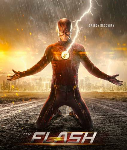 Флэш / The Flash (2 сезон/2015) WEB-DLRip