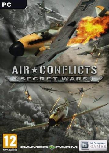 Air Conflicts: Secret Wars / Асы двух войн (PC/RUS/ENG) Repack / Portable by poststrel