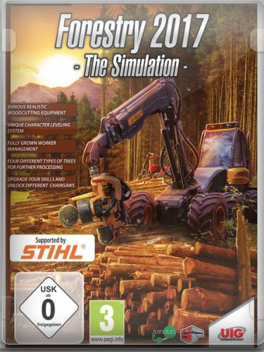Forestry 2017 - The Simulation (2016/RUS/ENG/Multi)