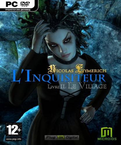 Nicolas Eymerich The Inquisitor. Book II : The Village (2015/RUS/ENG/RePack)
