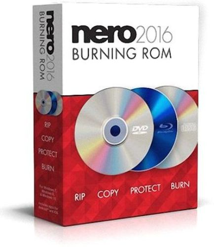 Nero Burning ROM & Nero Express 17.0.8.0 Portable 17.0.8.0 x86/x64 (2016)