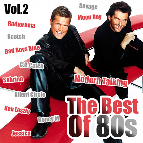 The Best of 80s Vol.2 (2016)