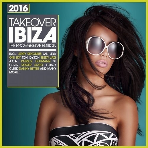 Takeover IBIZA 2016 - The Progressive Edition (2016)