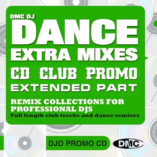 CD Club Promo Only April - Extended All Parts (2016)