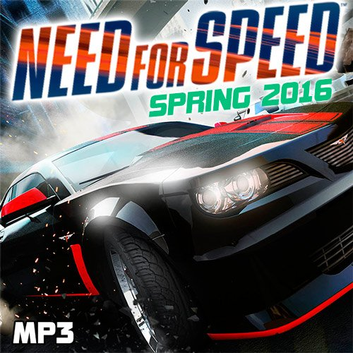 Need For Speed The Spring Summer. 100 hits (2016)