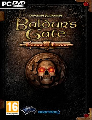 Baldur's Gate: Enhanced Edition (2016/RUS/ENG/Multi/License)