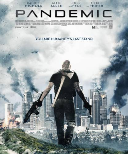 Пандемия / Pandemic (2016) WEB-DL/720p/WEB-DLRip
