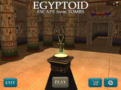 Egyptoid: Escape from Tombs (2016)