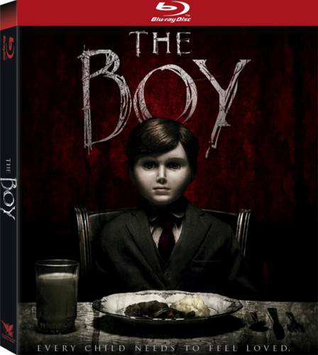 Кукла / The Boy (2016) BDRip/1080p/720p/HDRip