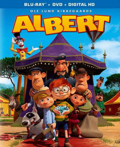 ������� / Albert (2015) BDRip/1080p/720p/HDRip