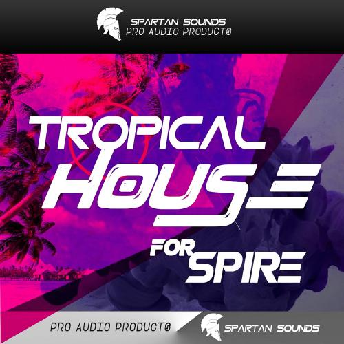 VA - Tropical Spire Selected House (2016)