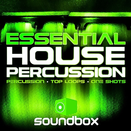 VA - Essential House Percussion Maximize (2016)