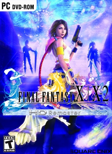 Final Fantasy X/X-2 HD Remaster (2016/ENG/MULTI8)