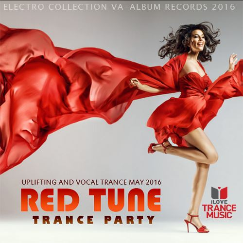 VA - Red Tune: Trance Party (2016)