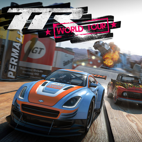 Table Top Racing: World Tour (2016/RUS/ENG/MULTi13)
