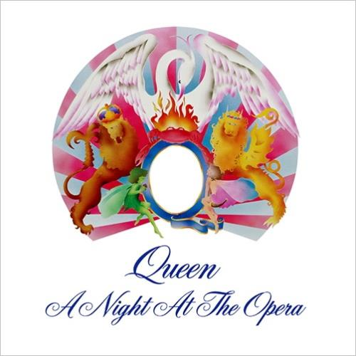 Queen - A Night At The Opera (1975) Remastered