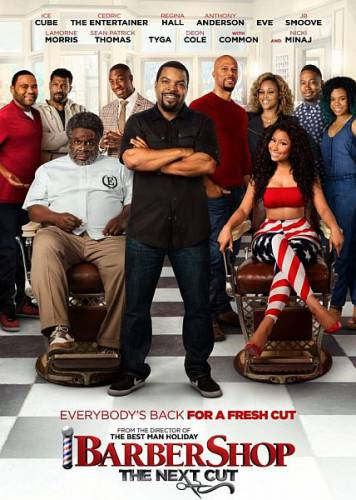 Парикмахерская 3 / Barbershop: The Next Cut (2016) WEB-DL/720p/WEB-DLRip