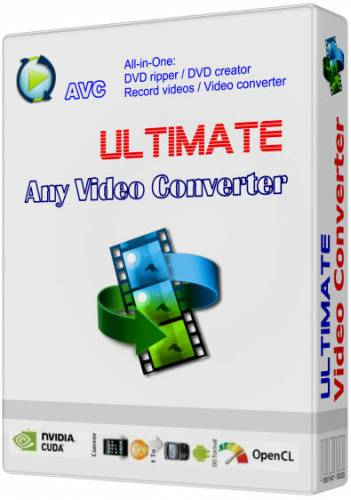 Any Video Converter Ultimate 5.9.4 Portable by Portable AppZ