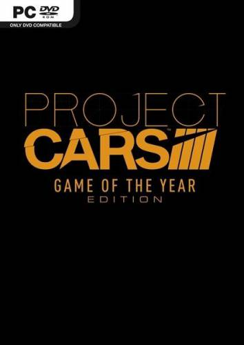 Project CARS: Game Of The Year Edition (2016/RUS/ENG/MULTI8)