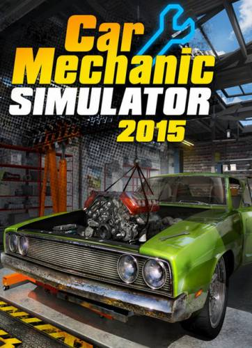 Car Mechanic Simulator 2015: Gold Edition (2015/RUS/MULTI12)