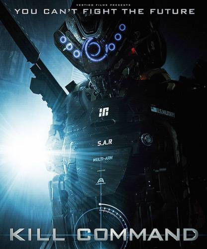 ������� ���������� / Kill Command (2016) WEB-DL/720p/1080p/WEB-DLRip
