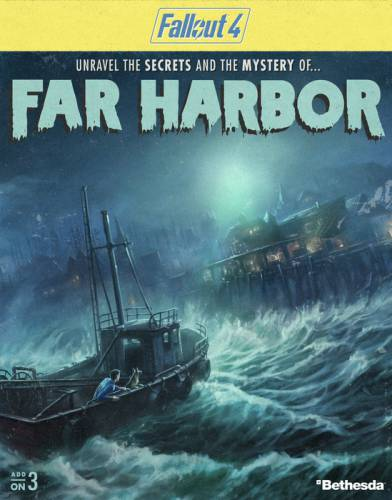 Fallout 4: Far Harbor (2016/RUS/ENG/DLC/License)