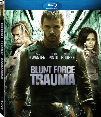 Шальное ранение / Blunt Force Trauma (2015) BDRip/720p/1080p/HDRip