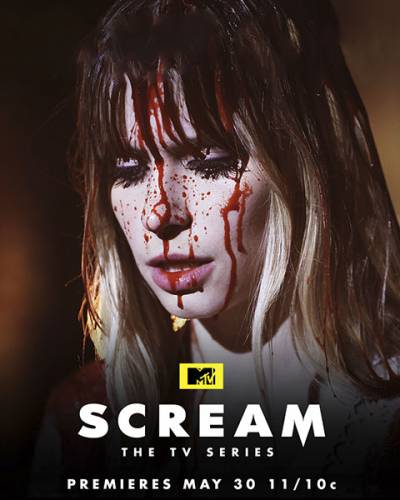 ���� / Scream: The TV Series (2 �����/2016/WEB-DLRip/HDTVRip)
