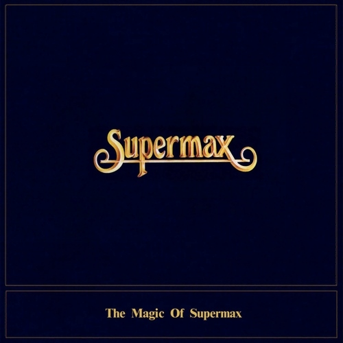 Supermax - The Magic Of Supermax (2015) Compilation