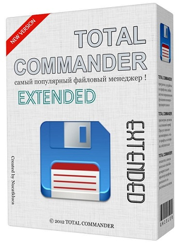 Total Commander 8.52a Extended 16.6 Full / Lite RePack & Portable by BurSoft