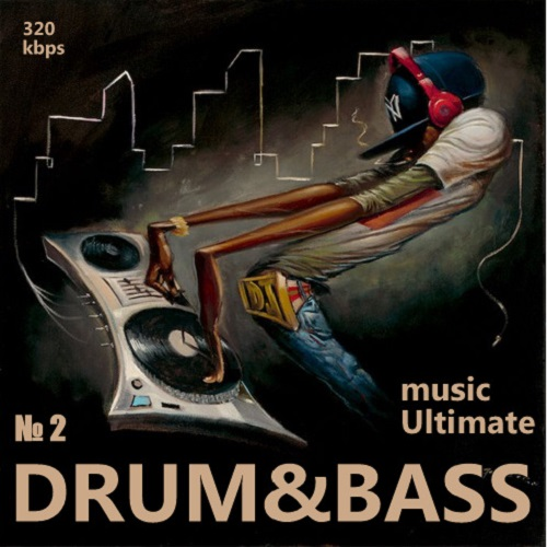 Drum & Bass music Ultimate №2 (2016)