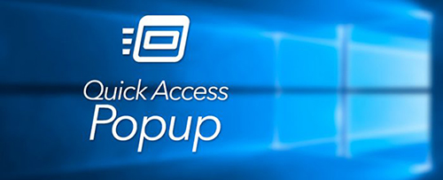 Quick Access Popup 7.5.4 + Portable (ENG) 2016