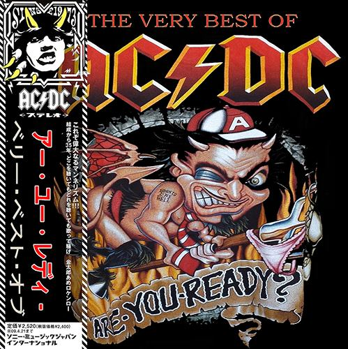 AC/DC - Are You Ready? The Very Best Of (2016) 2CD
