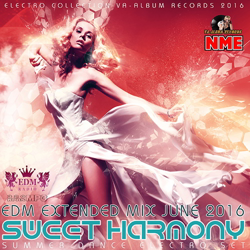 Sweet Harmony: EDM Exteded Mix (2016)