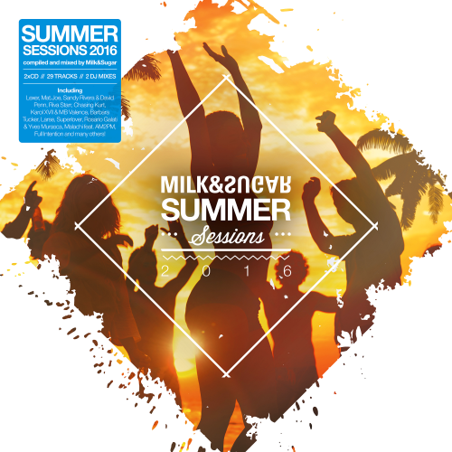 Summer Sessions  (Milk & Sugar Germany) (2016)