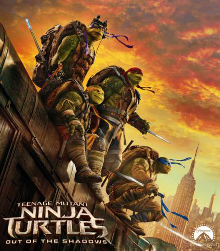 Черепашки-ниндзя 2 / Teenage Mutant Ninja Turtles: Out of the Shadows (2016/BDRip/720p/1080p/HDRip)
