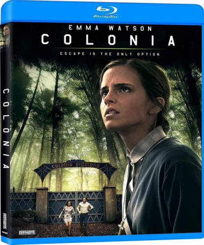 Колония Дигнидад / Colonia (2015) BDRip/720p/1080p/HDRip