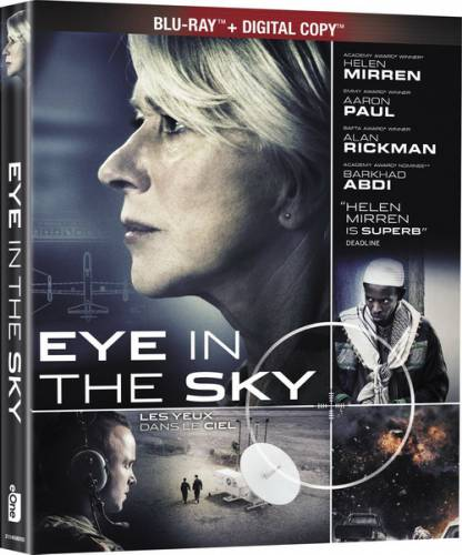 Всевидящее око / Eye in the Sky (2015) BDRip/720p/HDRip
