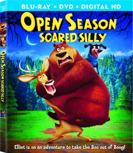 ����� �����: ����� �� ���� / ����� ����� 4: ������� ����� / Open Season: Scared Silly (2015) BDRip/720p/1080p/HDRip