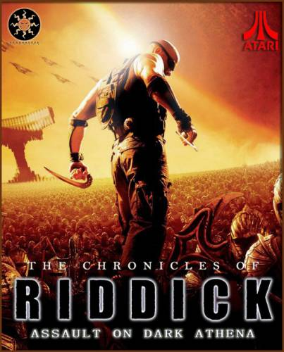 The Chronicles of Riddick: Assault on Dark Athena / Хроники Риддика: Assault on Dark Athena (2009/RUS/ENG/License)